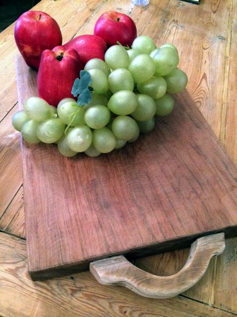 tabla de cocina