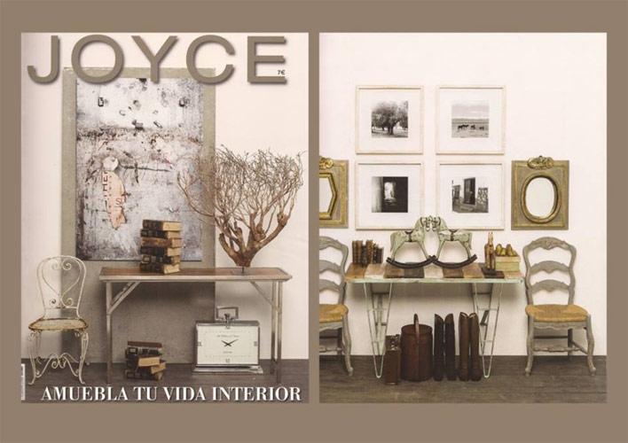Revista JOYCE/ diciembre 2013